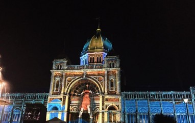 White Night Melb Museum