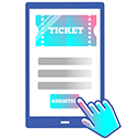 -_Ticket registration